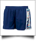 Emerson Paisley Active Shorts - CLOSEOUT