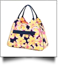 Beach Floral Print Beach and Pool Bag - SPECIAL PURCHASE