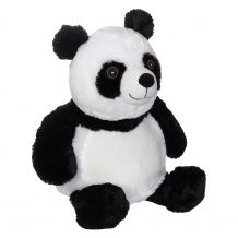 Embroidery Buddy Stuffed Animal - Peyton Panda 16""