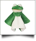 "10"" Wee Blankey HipHop Buddy Froggy"
