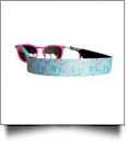 The Floridian Series Neoprene Sunglass Retainer Straps - AQUA SAILS
