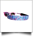 The Floridian Series Neoprene Sunglass Retainer Straps - STAR FISH