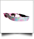 The Floridian Series Neoprene Sunglass Retainer Straps - PASTEL CORAL