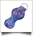 The Floridian Series Neoprene Chapstick Holder - STAR FISH