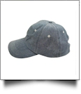The Coral Palms® Unstructured 6 Panel Baseball Hat - CHAMBRAY