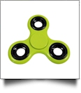 Fidget Spinner - BRIGHT GREEN - CLOSEOUT