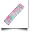 The Floridian Series Popsicle Koozie - PASTEL CORAL  - CLOSEOUT