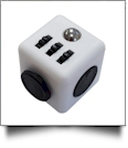 Fidget Cube  - WHITE/BLACK