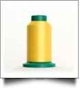 0310 Yellow Isacord Embroidery Thread - 5000 Meter Spool