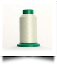 0670 Cream Isacord Embroidery Thread - 5000 Meter Spool