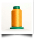 0700 Bright Yellow Isacord Embroidery Thread - 5000 Meter Spool