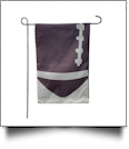 EasyStitch 2-Sided Garden Banner Flag - FOOTBALL