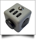 Fidget Cube  - GRAY/BLACK - CLOSEOUT