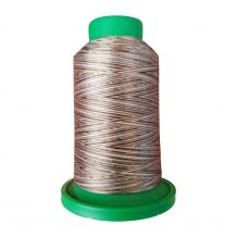 9927 Mochalatte Multicolor Variegated Isacord Embroidery Thread