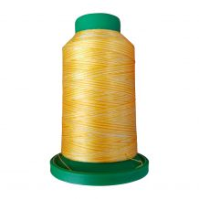 9925 Saffron Multicolor Variegated Isacord Embroidery Thread