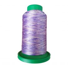 9921 Grape Crush Multicolor Variegated Isacord Embroidery Thread