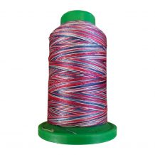 9918 Ol' Glory Multicolor Variegated Isacord Embroidery Thread