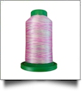 9912 Tulip Multicolor Variegated Isacord Embroidery Thread