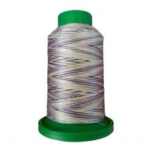 9871 Zen Rock Garden Multicolor Variegated Isacord Embroidery Thread