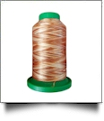 9302 Bark Multicolor Variegated Isacord Embroidery Thread