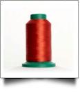 1312 Burnt Orange Isacord Embroidery Thread - 5000 Meter Spool