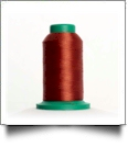 1342 Rust Isacord Embroidery Thread - 5000 Meter Spool