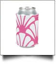 Wrap-Around Velcro Koozie Drink Wrap Embroidery Blanks - SHELLY - CLOSEOUT
