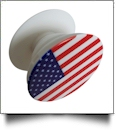 Cell Phone Pop Stand in American Flag Print