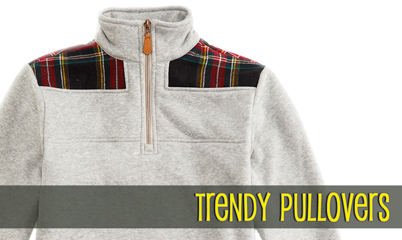Trendy Pullovers