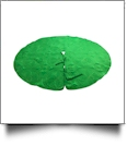 The Coral Palms™ Quilted Heirloom Farmhouse Christmas Tree Skirt - GREEN - CLOSEOUT