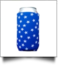The Coral Palms™ 12oz Neoprene Can Coolie - STARS