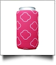 The Coral Palms™ 12oz Neoprene Can Coolie - CLOVER