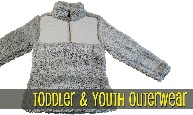 Toddler & Youth Outerwear