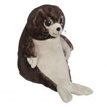 Embroidery Buddy Stuffed Animal - Cecil Sea Lion 16""