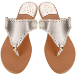 EasyStitch Celia T-Strap Sandals