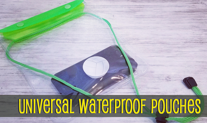 Universal Waterproof Pouches