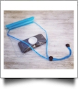 Universal Waterproof Cellphone Pouch with Lanyard - AQUA