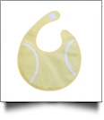 Tennis Gameday Waterproof Baby Bib with Velcro Closure