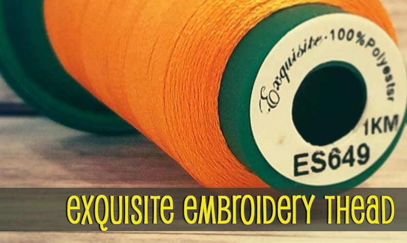 1000 Meter Poly X Polyester Machine Embroidery Thread