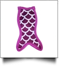 Mermaid Popsicle Coolie - PURPLE