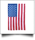 "12"" x 18"" Old Glory American Flag Garden Banner"