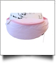 Seersucker Fashion Fanny Pack - PINK - CLOSEOUT