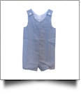 Gingham Sleeveless Tank Top Jon Jon - NAVY