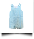 Gingham Sleeveless Tank Top Jon Jon - AQUA