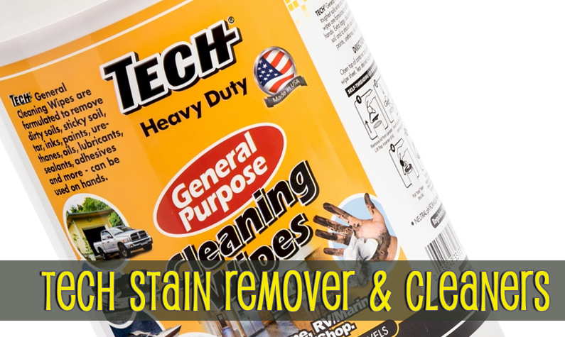 Tech Stain Remover & Cleaners