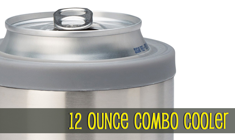 12oz Insulated Combo Coolers
