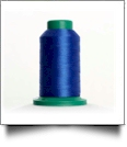 3522 Blue Isacord Embroidery Thread - 5000 Meter Spool