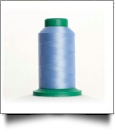 3652 Baby Blue Isacord Embroidery Thread - 5000 Meter Spool