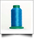 4103 California Blue Isacord Embroidery Thread - 5000 Meter Spool
