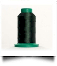 5555 Deep Green Isacord Embroidery Thread - 5000 Meter Spool